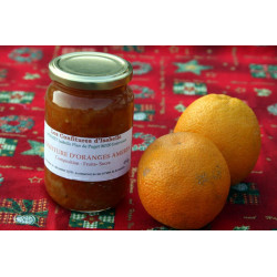 Confiture d'Orange Amére